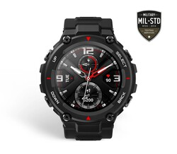 - AMAZFIT T-REX ROCK BLACK